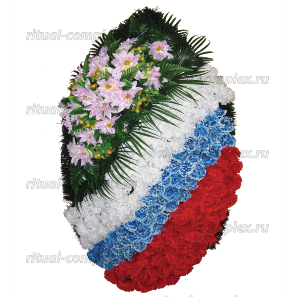 Венок патриотический №2