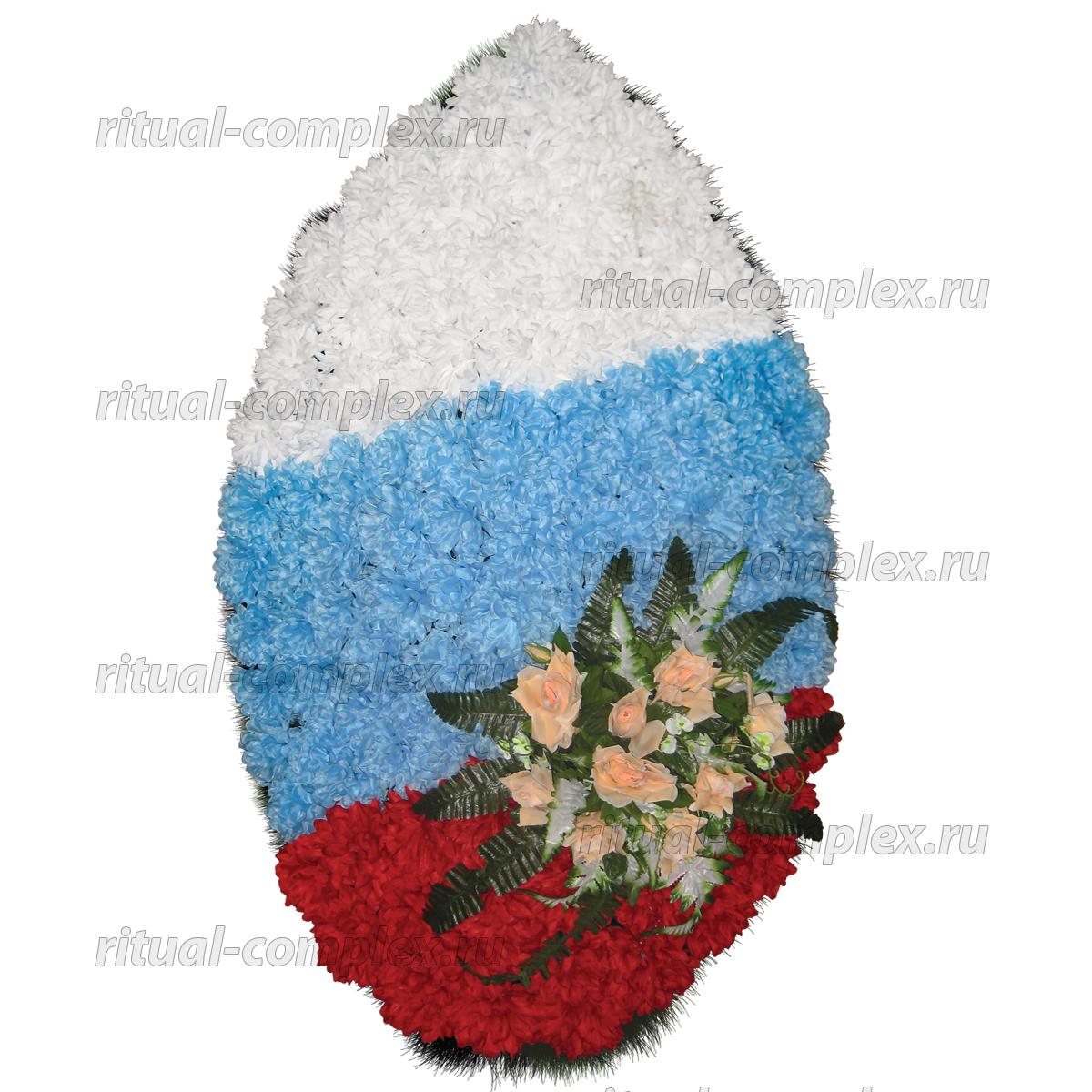 Венок патриотический №9