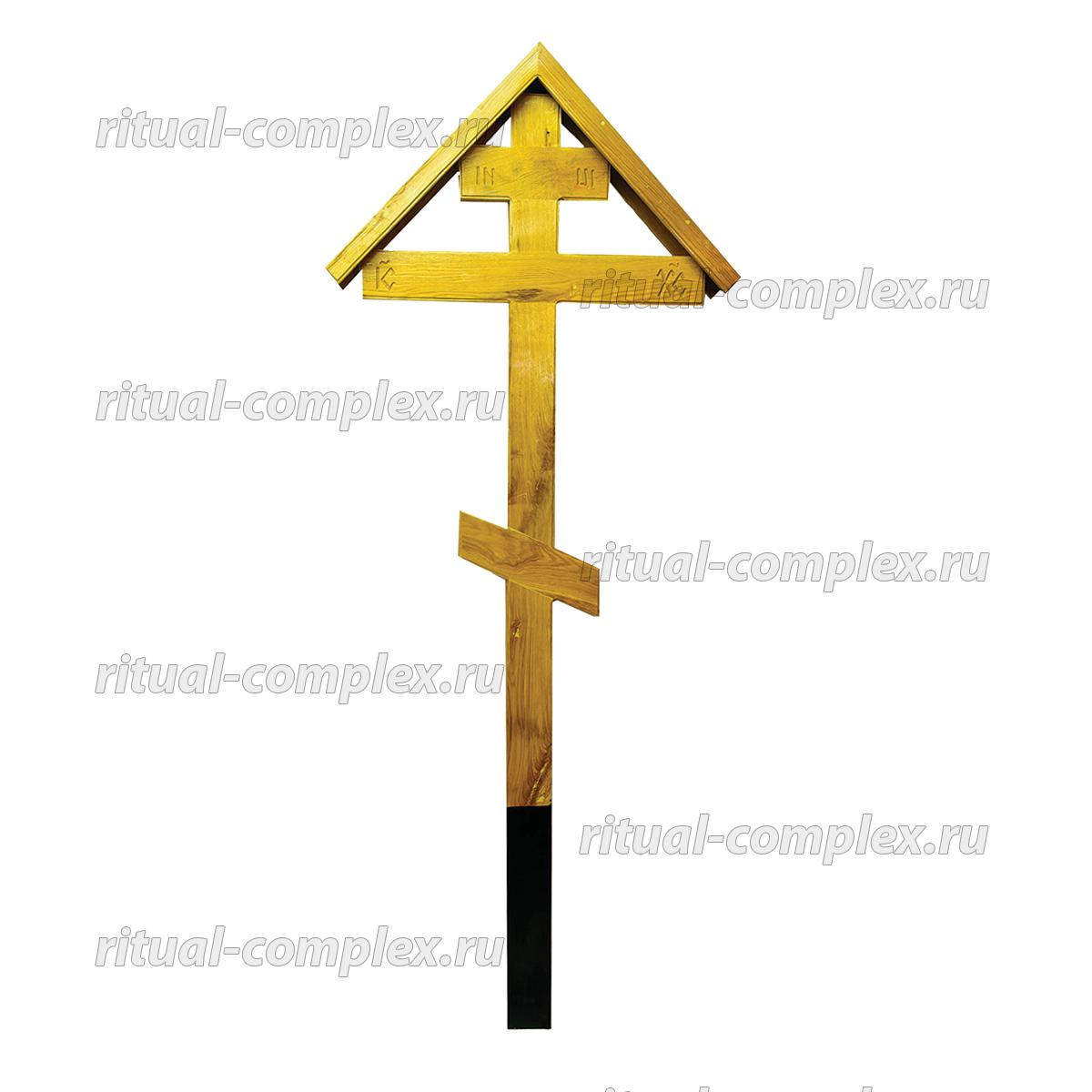 Как сделать деревянный крест на кладбище