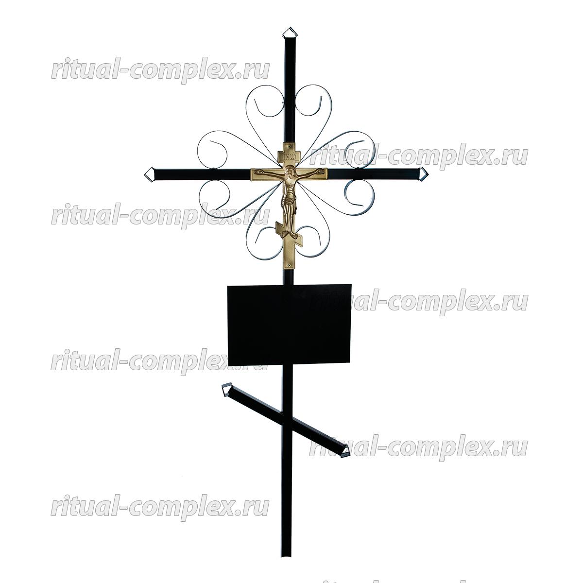 Кресты из металла
