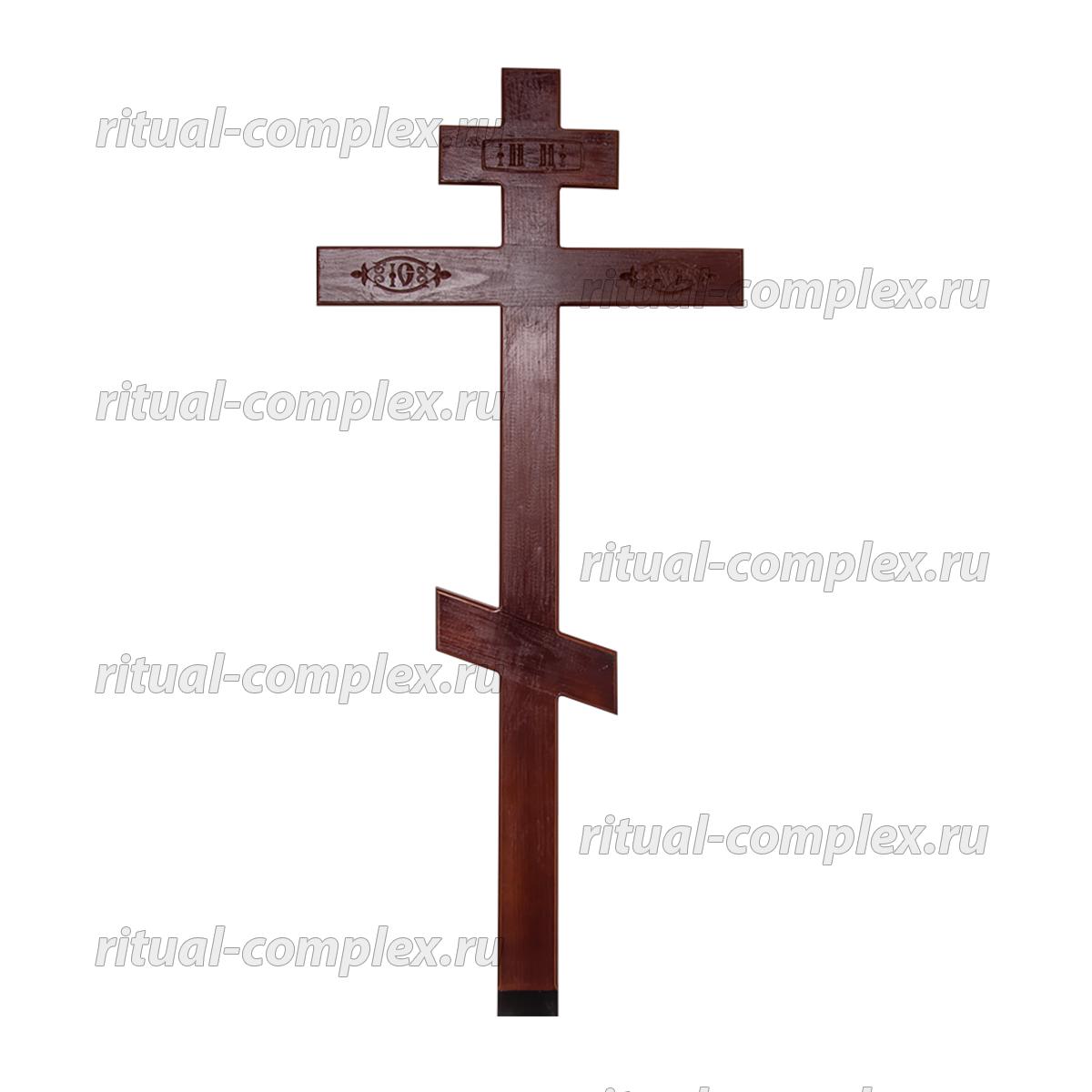 крест из дерева резная символиика
