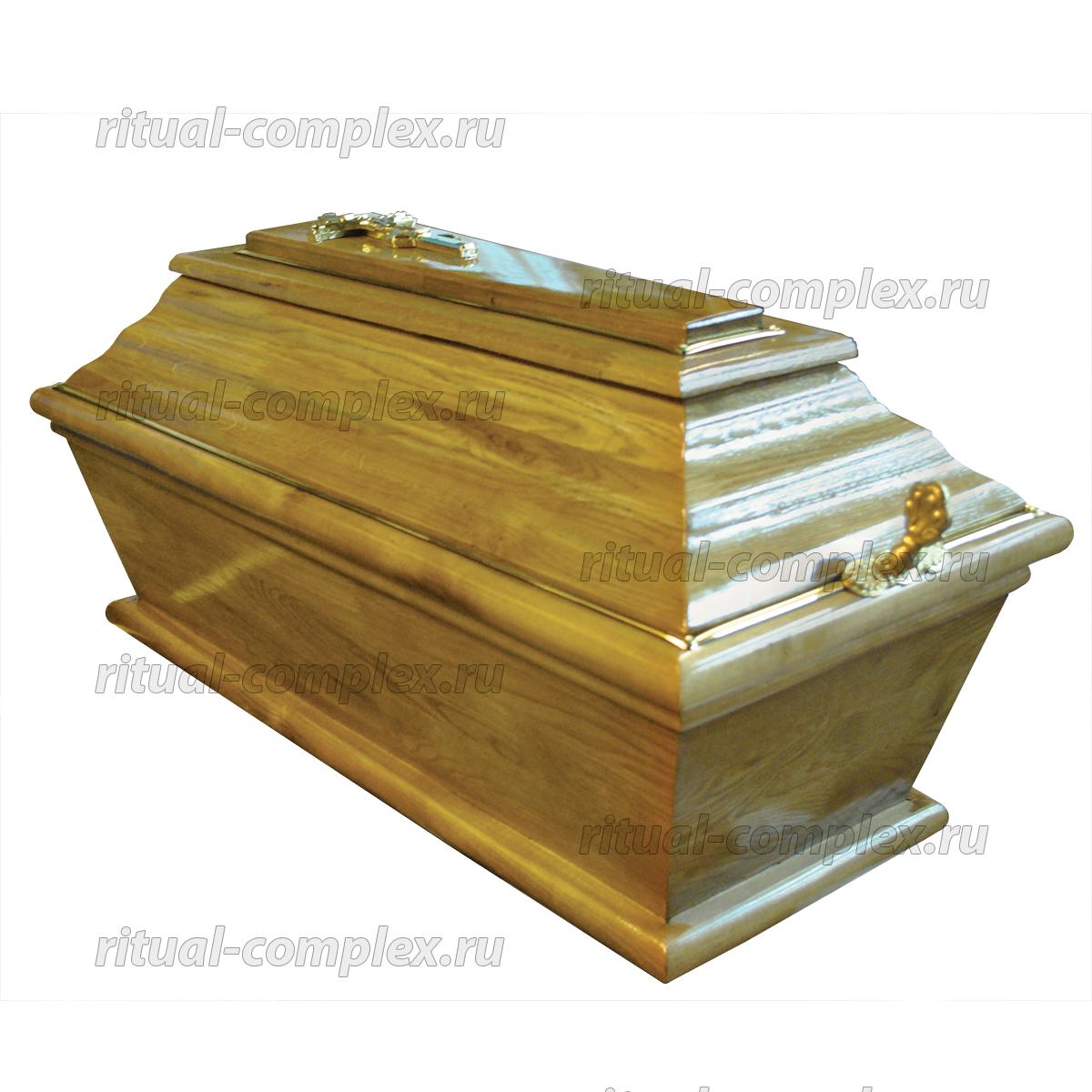 детский гроб Б-4 дуб