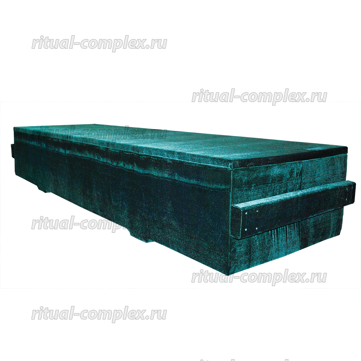 гроб мусульманский бархатный