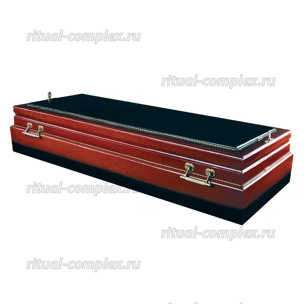 гроб мусульманский полированный