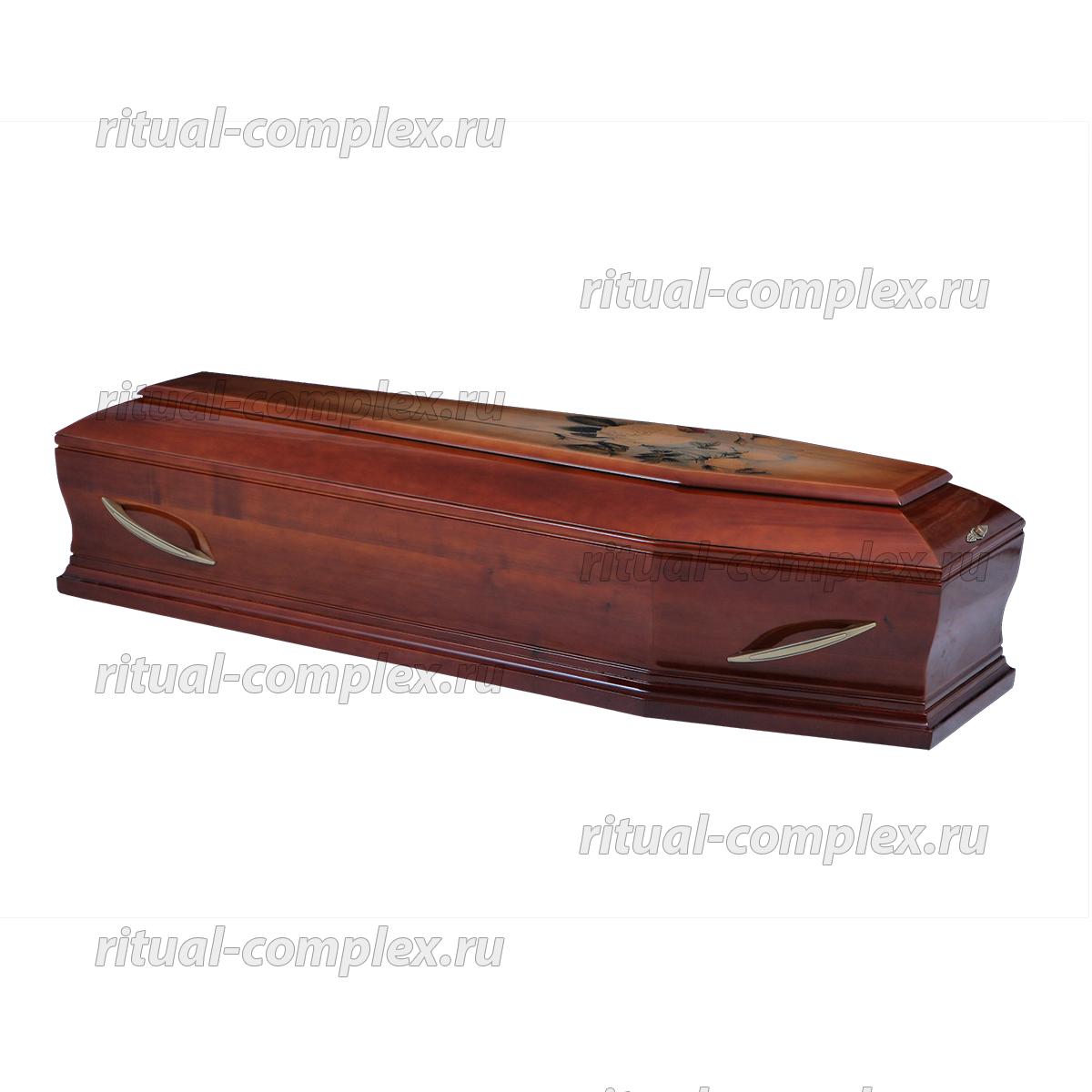 гроб ВИП картина