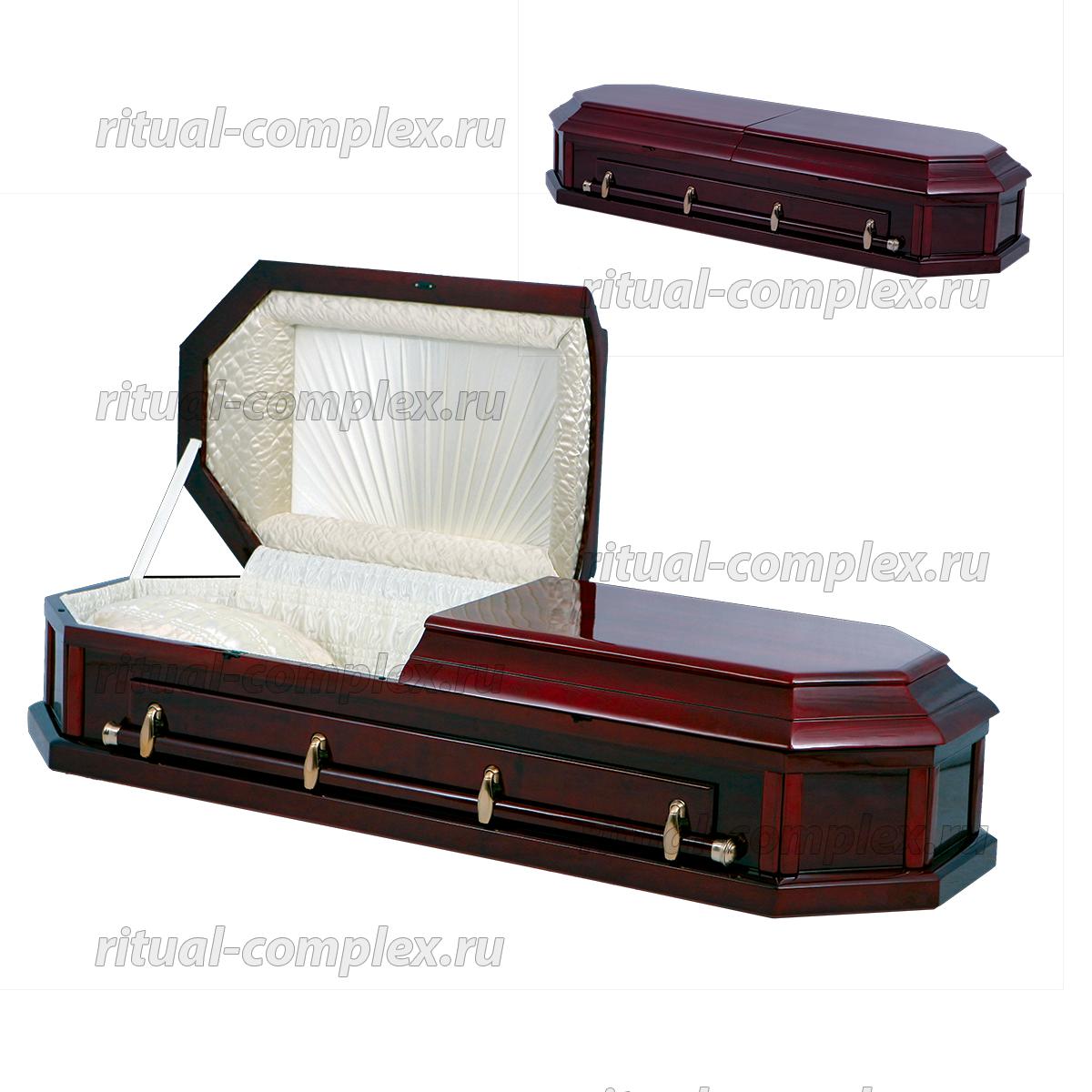 гроб восьмигранник Б28