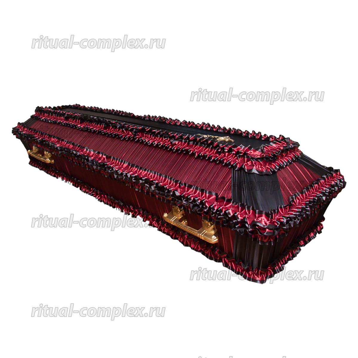 гроб наполеон люкс